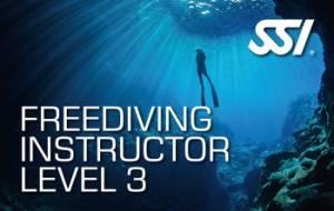 Corso Istruttori SSI Freediving livello 3