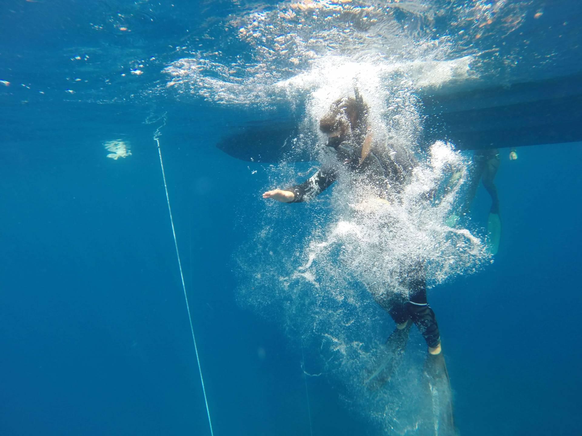 Corso apnea SSI Freediving per bambini