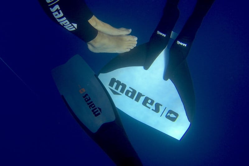 Mares Katabasis Freediving Center Portofino