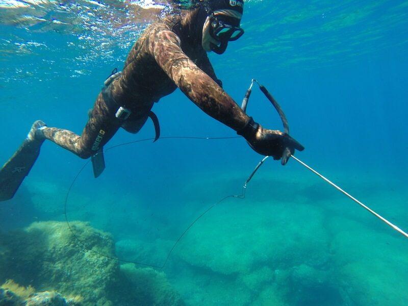 pesca in apnea katabasis freediving
