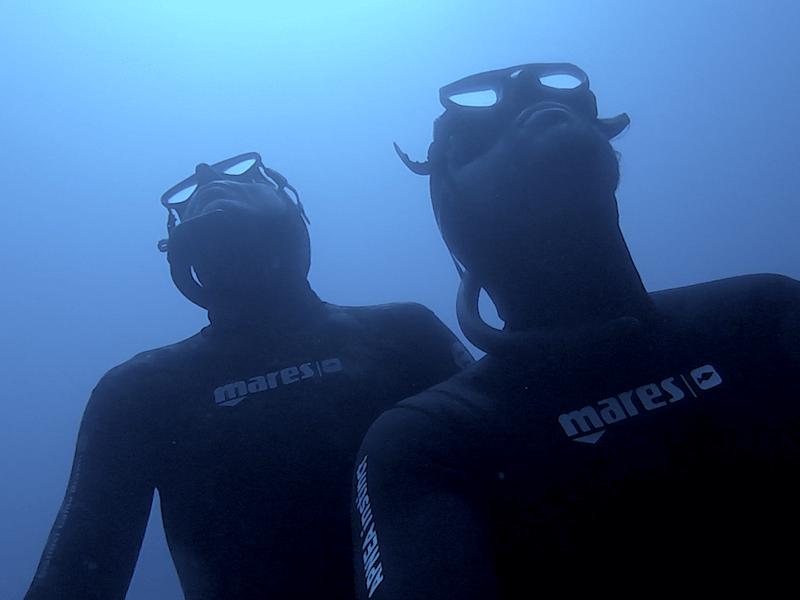 Lezioni private Katabasis Freediving Center Portofino