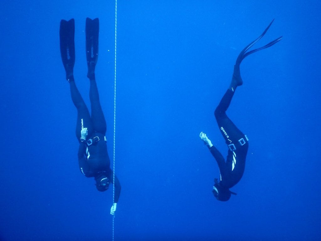 Private freediving Lesson