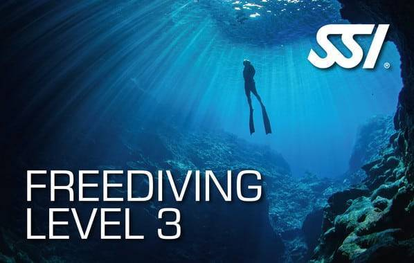 SSI Freediving Course 3° level