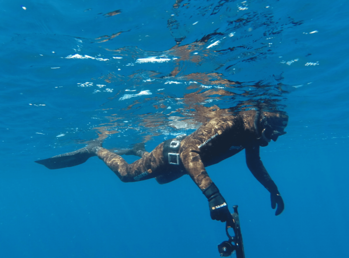 Freediving Workshop in Calabria