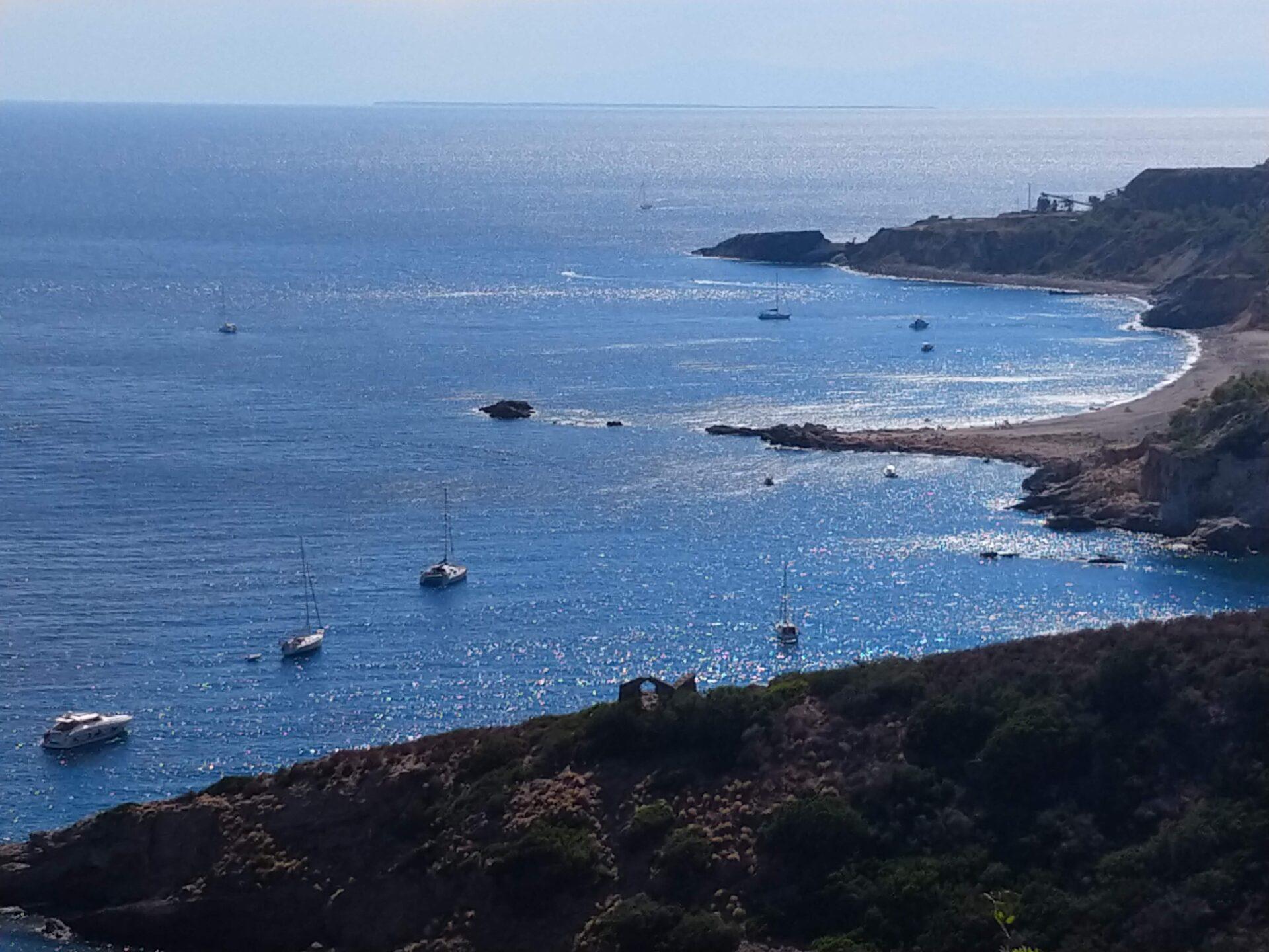 Cerboli Katabasis Snorkeling Tuscany