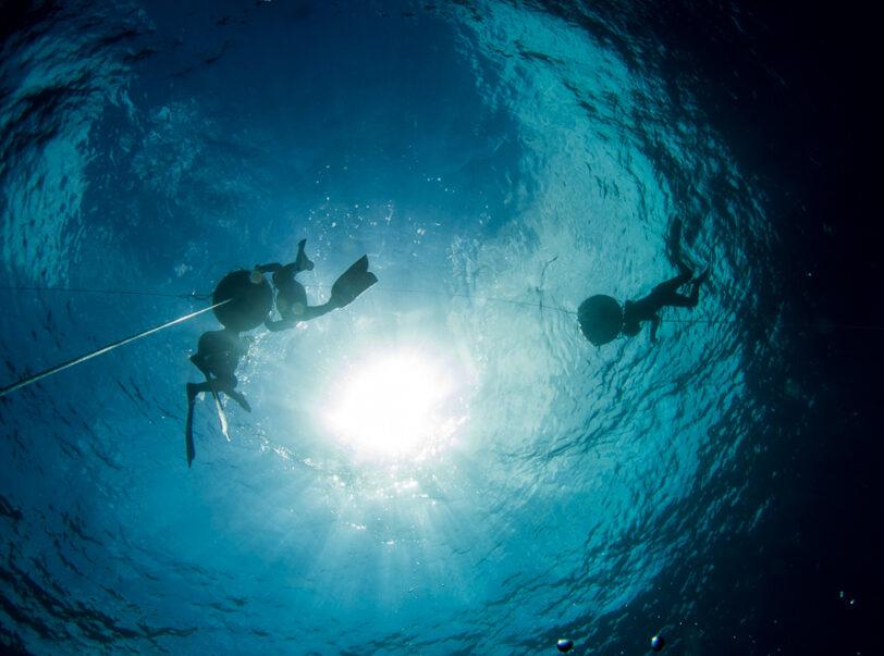 Corsi Istruttori SSI Freediving
