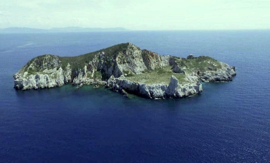 Cerboli Snorkeling Toscana katabasis